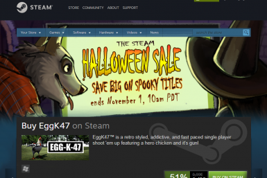 eggk47 steam halloween sale 2017