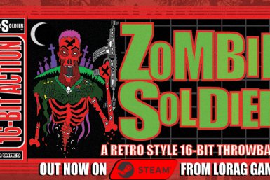 ZOMBIE SOLDIER OUT NOW ON STEAM
