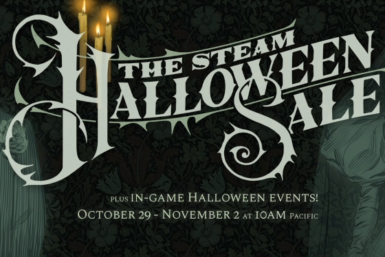 STEAM HALLOWEEN FOR LORAGGAMES